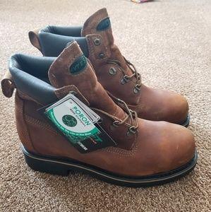 Hytest Steel Toe Work Boots